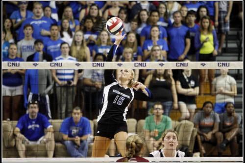 cnu-volleyball