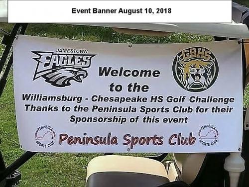 Aug 10, 2018 Golf Tournament